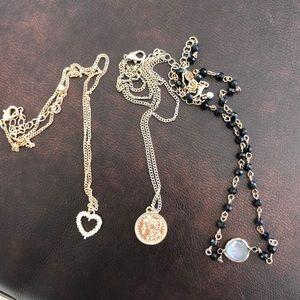 Free People Necklace Bundle